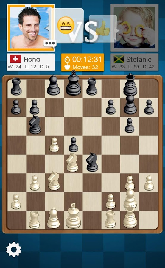 Chess against computer,play free online game,easy for ...