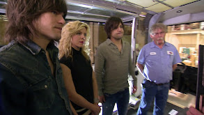 The Band Perry's Mobile Mansion, Leno Big Dog Flxible and Timeless Airstreams thumbnail