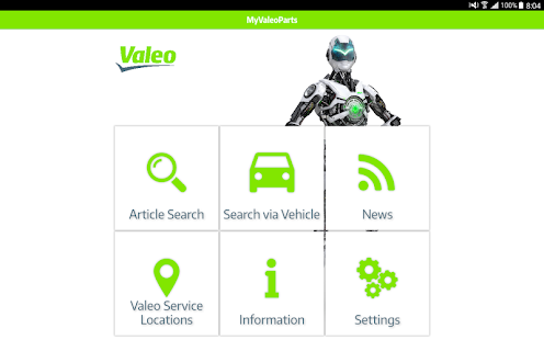 MyValeoParts - Apps on Google Play