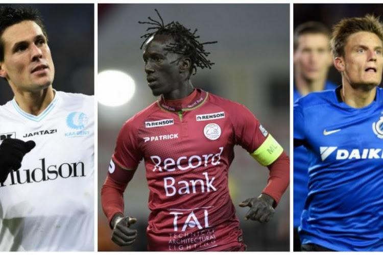 Teodorczyk, Vossen, Leye, Perbet,... Wie wordt topschutter van de play-offs?