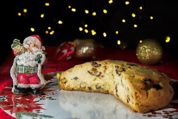 Pandolce genovese, grande dono di Babbo Natale di franca111