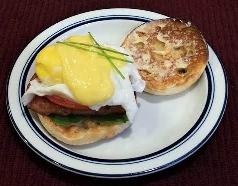 Surprise Eggs Benedict Recipe