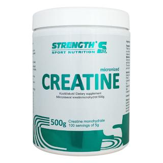 Strength Kreatine Monohydrat