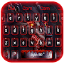 Scary Metal Bloody Wolf Keyboard Theme APK icon