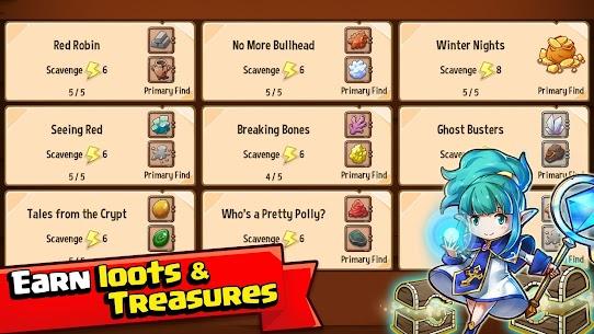 Crazy Defense Heroes MOD (Unlimited Money) 7