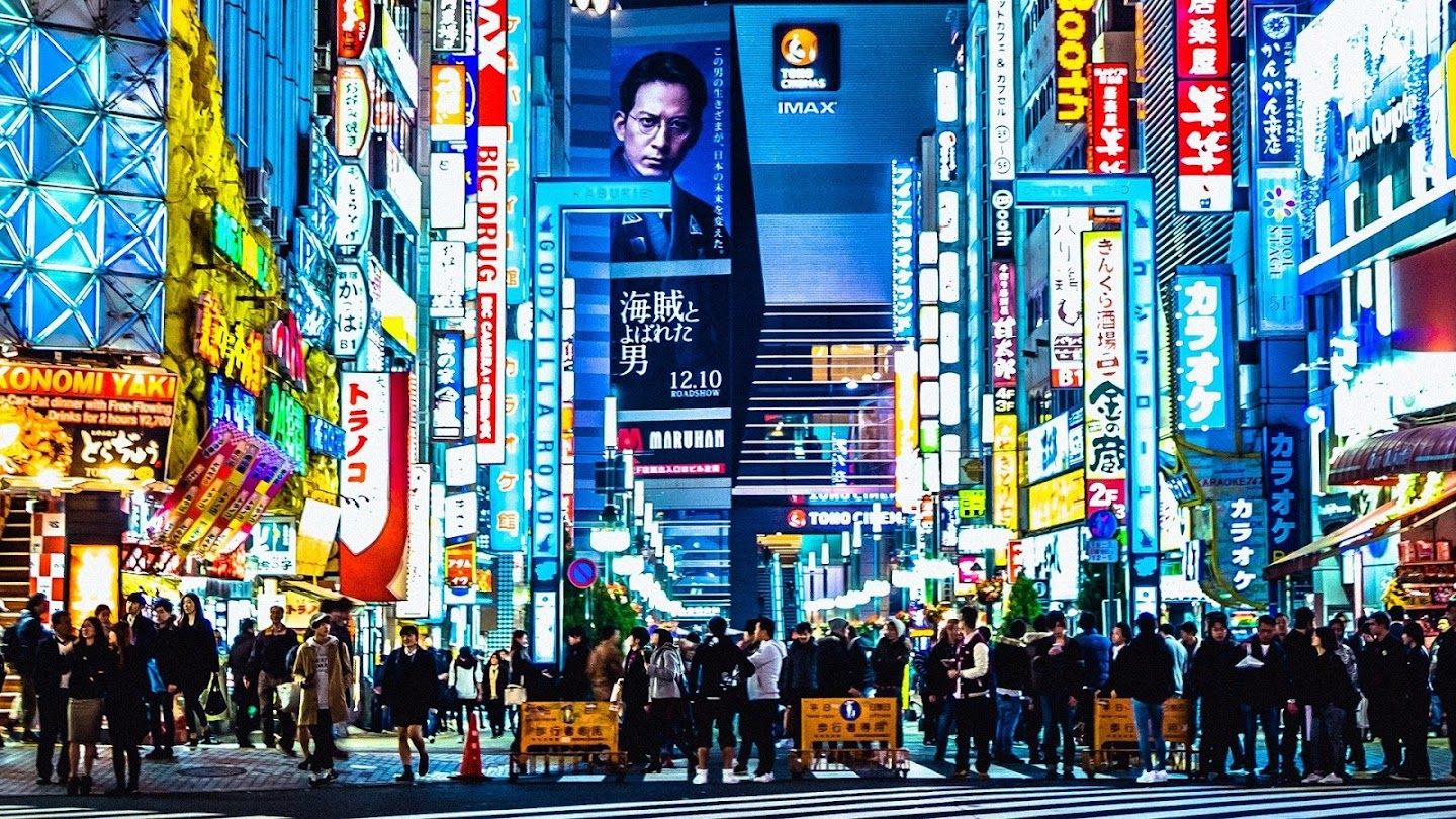 Watch Leading Cities: Tokyo live