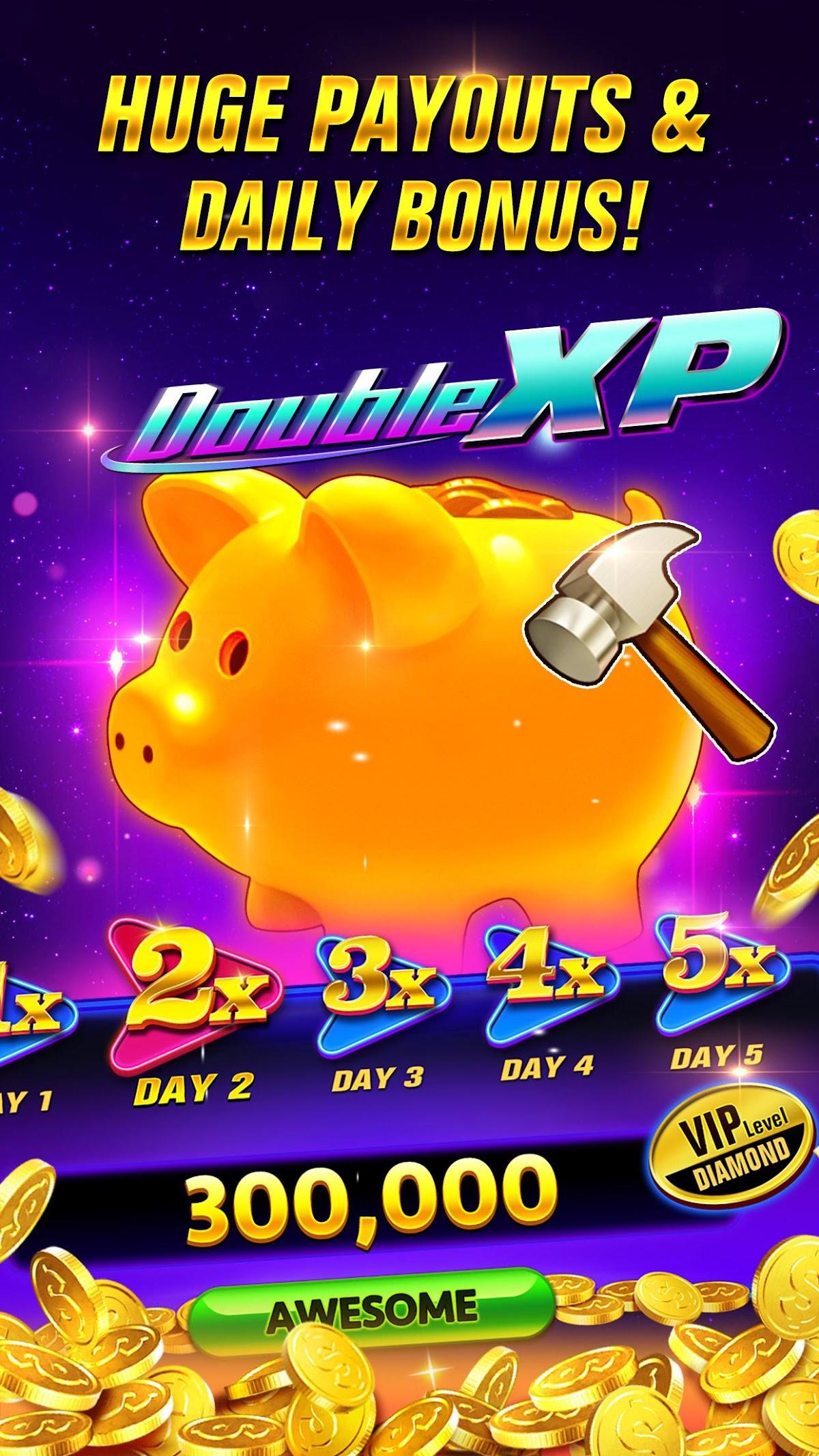 Lucky City™ - 3D Casino Slots