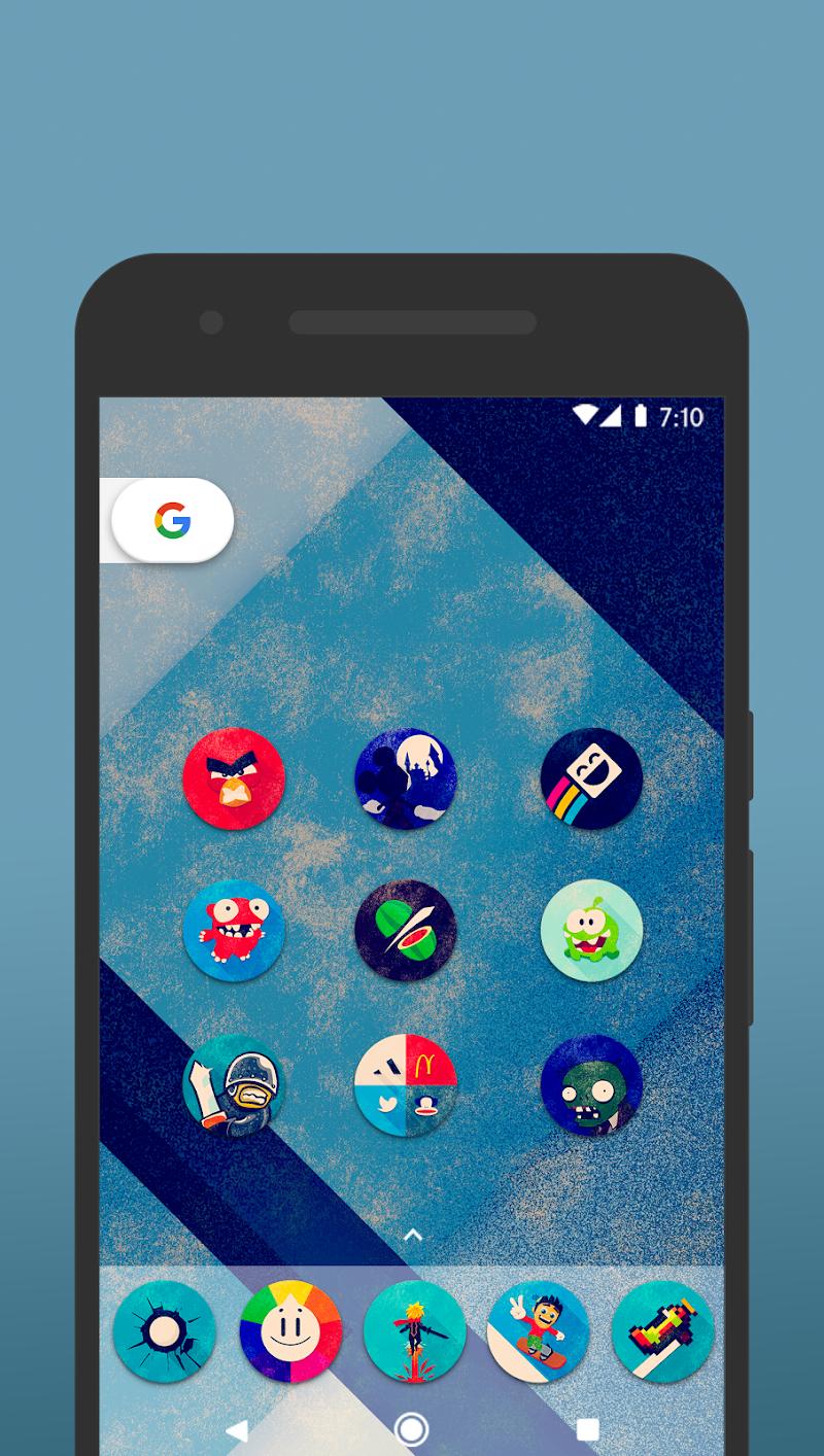 RETROPIX - VINTAGE PIXEL ICON Screenshot 4
