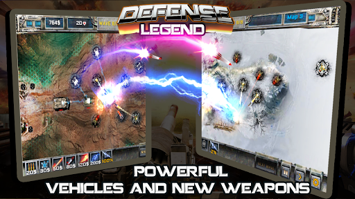 Tower defense- Defense Legend 2.0.8 screenshots 12
