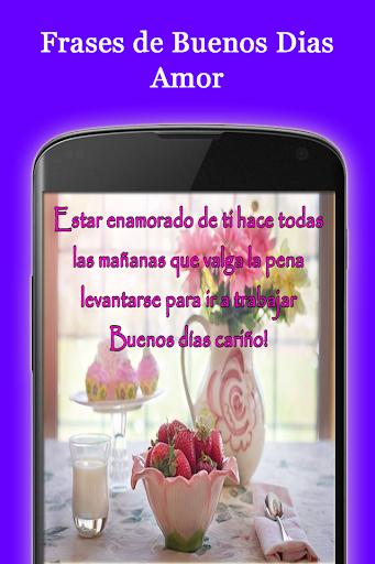 скачать Frases De Buenos Días Amor By Loretta Apps 103 Apk