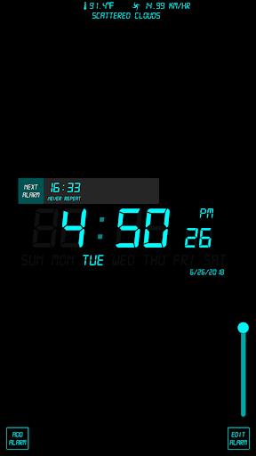 j5 Alarm Clock screenshot 1