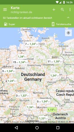 richtig-tanken.de 2.1.8 screenshot 599857