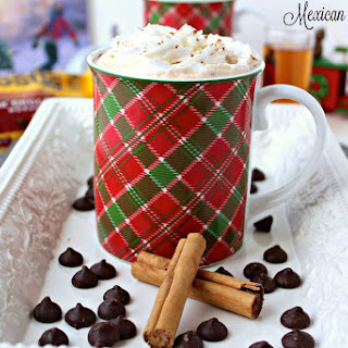 Mexican Hot Chocolate-2 Ways