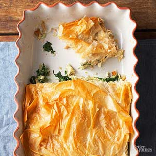 Chicken Phyllo Bake