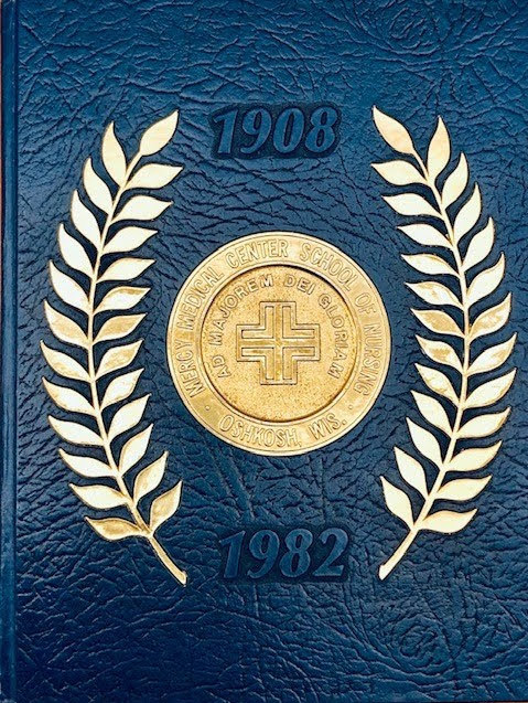 Cover of the MSN Commemorative Yearbook
