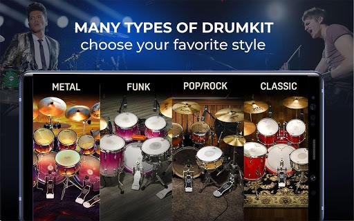 Drum Kit Simulator: Real Drum Kit Beat Maker 2.2.6 screenshots 14