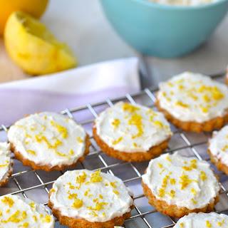 Lemon Cookies with Lemon Icing.