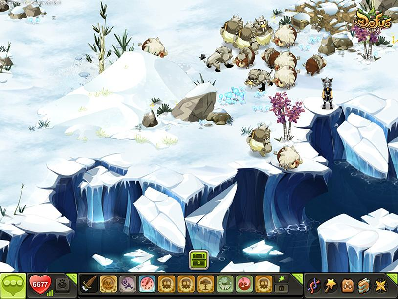 DOFUS Touch- screenshot