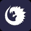 Godzilla Browser  – AdBlocker  – Video Downloader icon