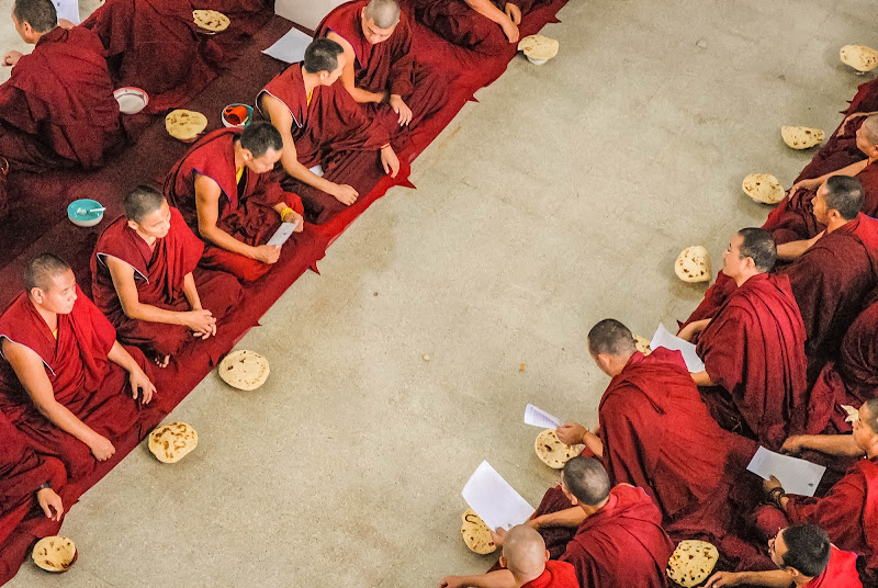 rosso tibetano di francescarametta