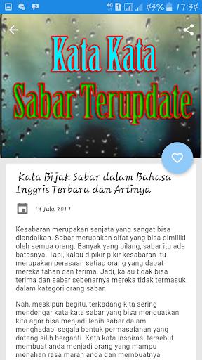 Download Kata Kata Sabar Dalam Diri Apk Full Apksfullcom