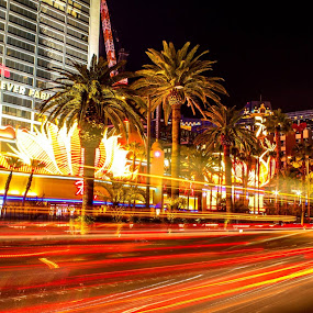 What happens in Vegas Stays in Vegas - The magic of my new love :) by Pankaj Choudhury - Landscapes Starscapes