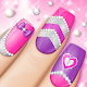 Fashion Nail Art Designs Game apk