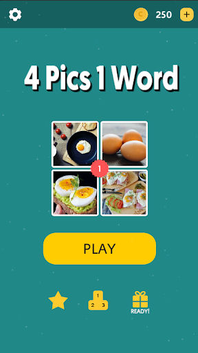 4 Pics 1 Word: Word Game 1.2.5 screenshots 2