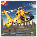 American Rescue Helicopter Simulator 3D icon
