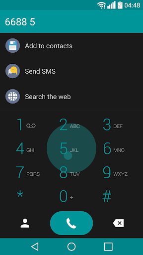 G4 Dark UX4 Theme for ExDialer