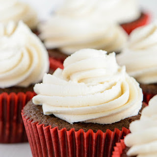 Dr Pepper Cupcakes