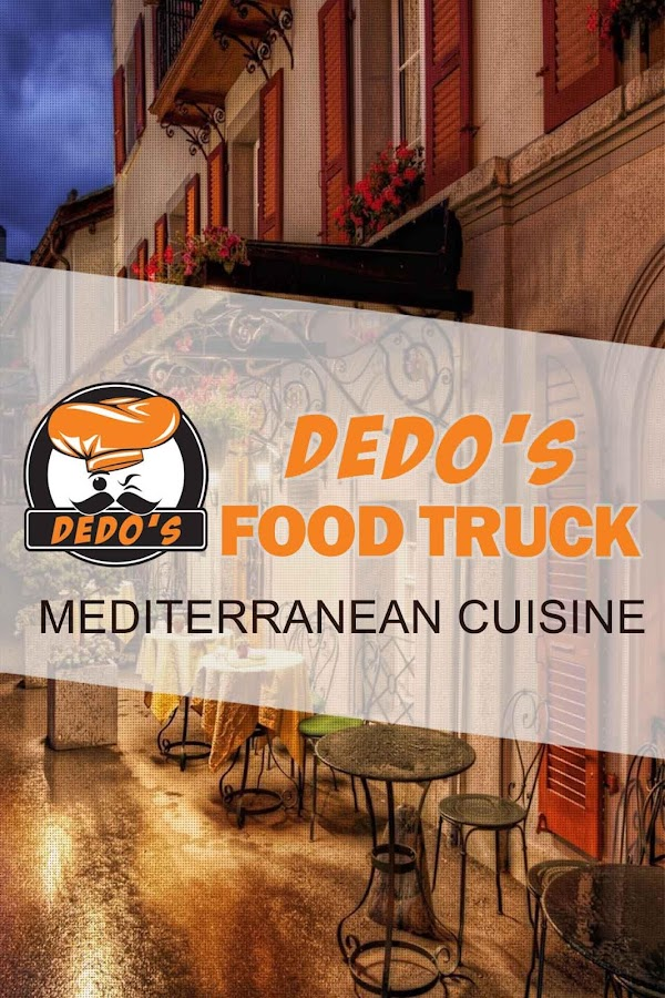 Dedo's Food Truck- screenshot