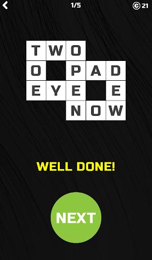 5-Minute Crossword Puzzles 1.0.4 Mod screenshots 2