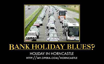 Photo: The queue for the coast usually gets bad after Horncastle, especially on Bank Holidays. So why not stay here, and be able to visit the coasts daily before the traffic jams build...