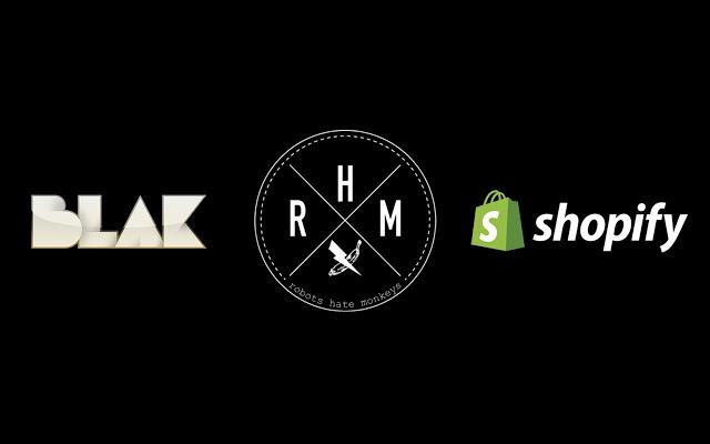 BLAKSHOP RHM - Powered UI