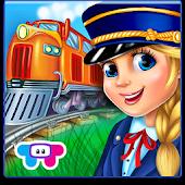 Tren súper divertido – a bordo