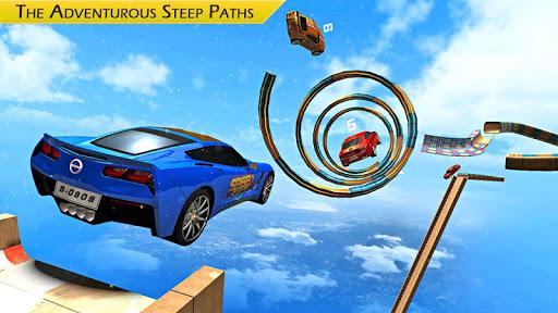 Mega ramp Race screenshot 2