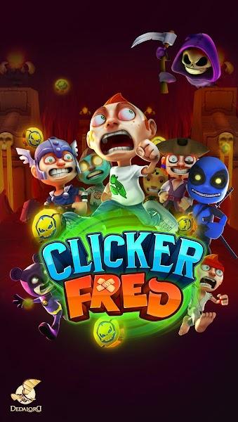 Clicker Fred v0.0.40 [Mod]