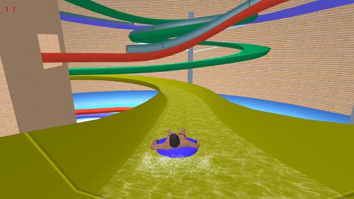 Waterslide Indoor