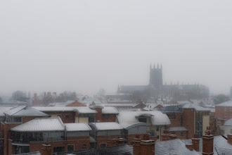 Photo: 02 February 04a Snowfall