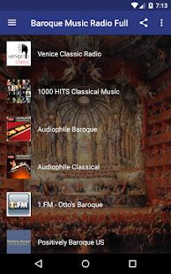 Barokní Radio Full - náhled