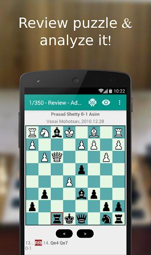 iChess - Chess Tactics/Puzzles 5.2.11 screenshots 5
