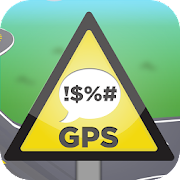 Cussing GPS  Icon