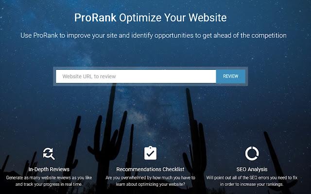ProRank - FeroSky
