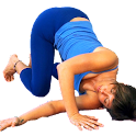 Yoga Stretches for Lower Body icon