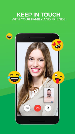 The Video Messenger App 0.0.1 screenshots 1