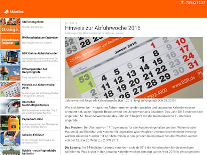 Abfall-App | BSR Screenshot 13