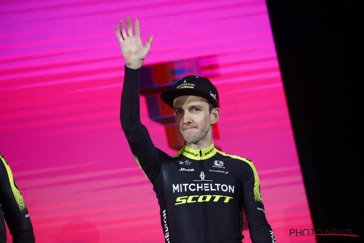Winnaar van Vuelta 2018 wil het nu ook eens kunnen afmaken in de Giro