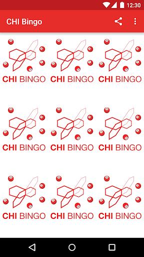 CHI Bingo
