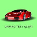Driving Test Alert